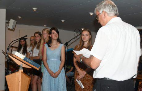 Belijdenisdienst Ruth Massink en Charlotte Wiersma – 30 juni 2019