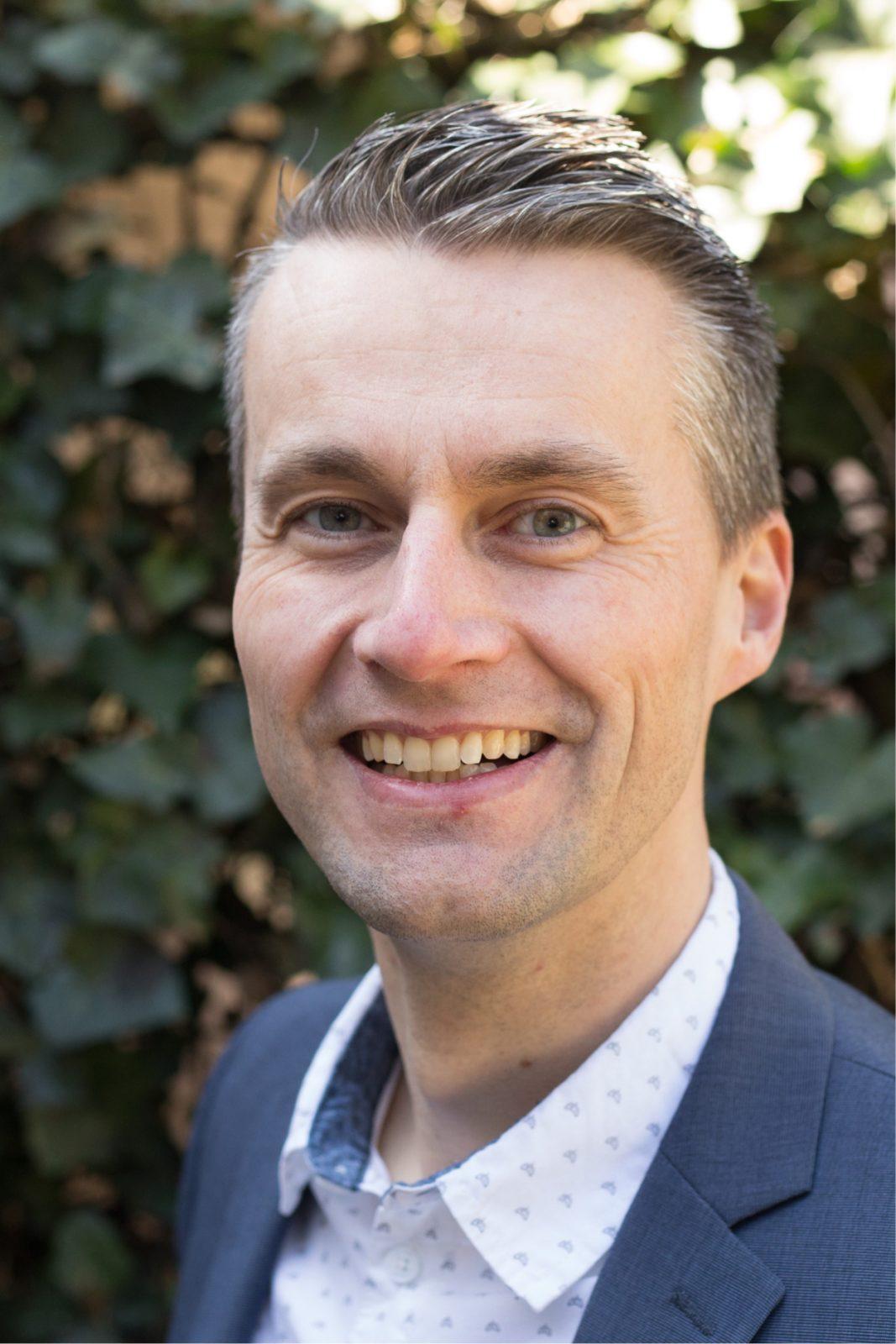 Jan Vos - Voorganger van de Vrije Evangelische Gemeente Bennekom
